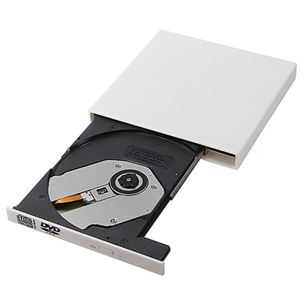 optical-drives USB 2.0 External Combo Optical Drive CD/DVD Player Burner for PC HOB947118 2 1