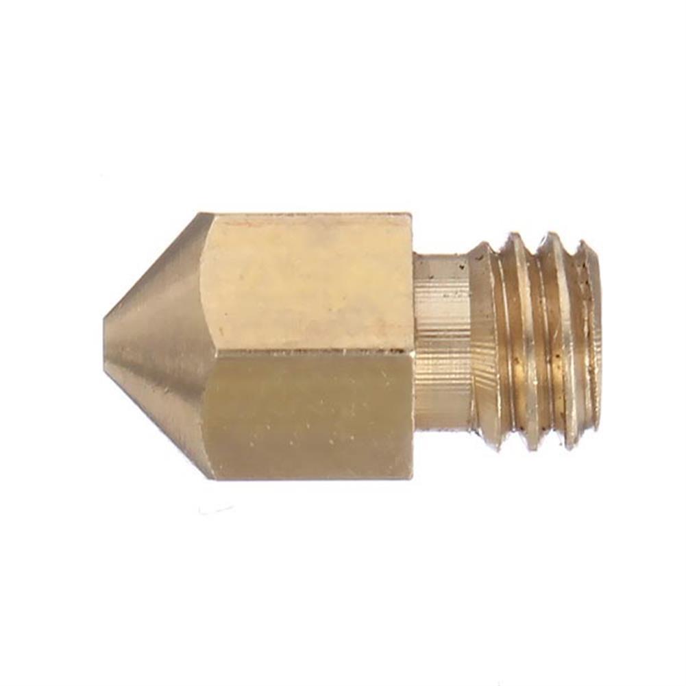3d-printer-accessories 5Pcs 0.35mm 3D Printer Extruder Brass Nozzle for 3D Printer HOB962167 1 1