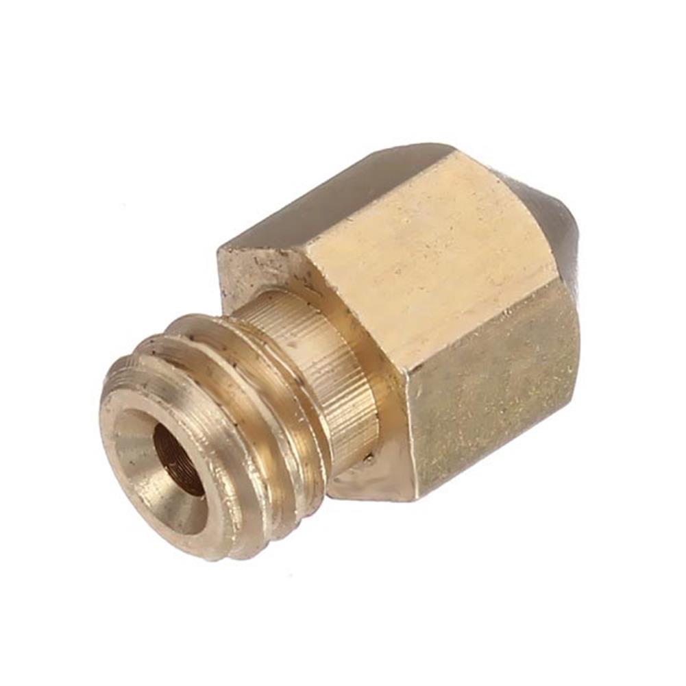 3d-printer-accessories 5Pcs 0.35mm 3D Printer Extruder Brass Nozzle for 3D Printer HOB962167 2 1